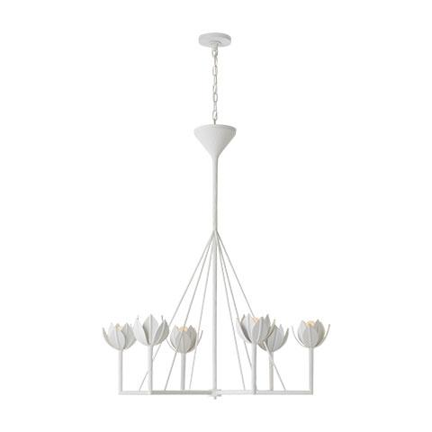 Alberto Large Single Tier Chandeliere