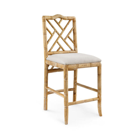 Mandarin Counter Stool