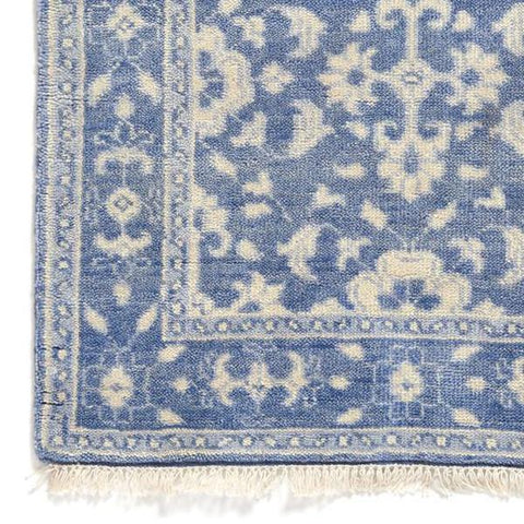 Emma Rug In French Blue Caitlin Wilson