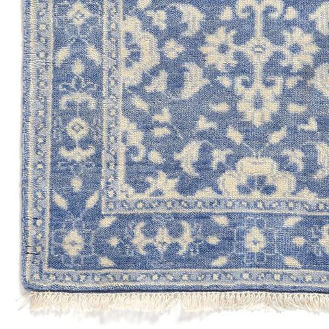 Emma in French Blue Rug Sample