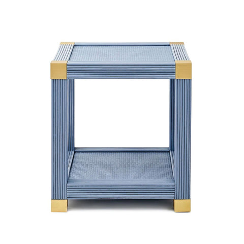 Tatum Side Table - French Blue