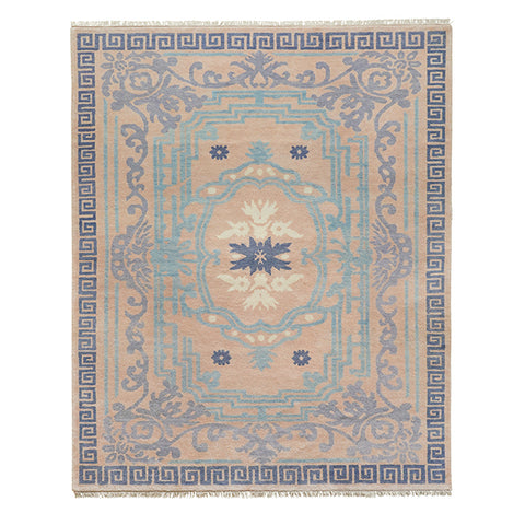 Georgette Rug in Blush
