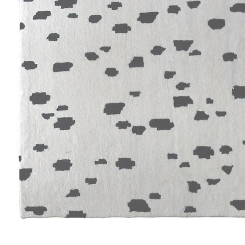 Grey Spotted Rug