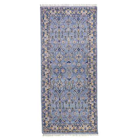 Minuet Rug in Blue Lilac