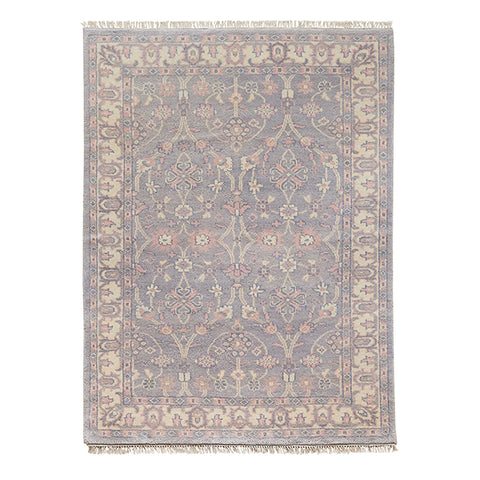 Minuet Rug in Platinum