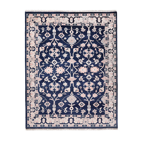 Minuet Rug in Navy