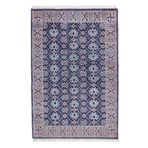 Naya Rug in Heather