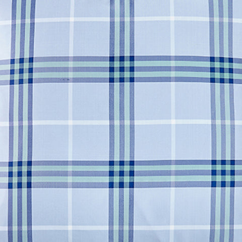Phillipe Plaid in Silk Fabric
