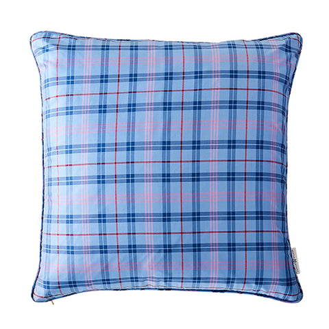 Prescott Plaid in Silk Pillow