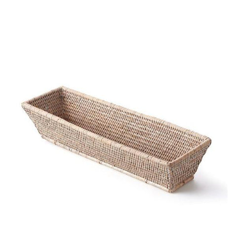 Rattan Bread Tray