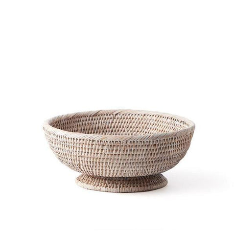 Rattan Fruit Bowl