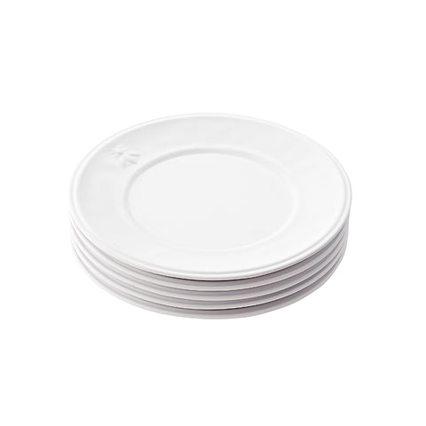 Bistro Bee Salad Plate Set