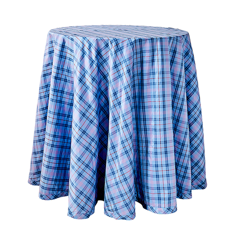 Prescott Plaid Table Skirt