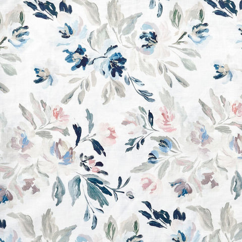 Vienna Floral Fabric