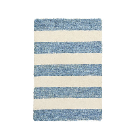 Folly Wide Stripe Tufted Rug