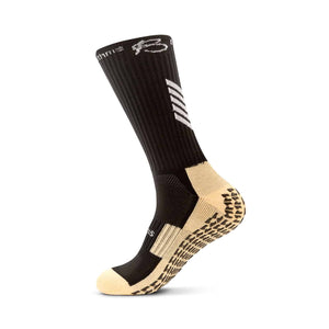 botthms Black Grip Socks