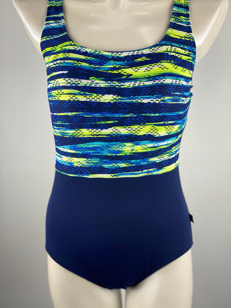 TYR Printed Top 1pc with Adjustable Straps