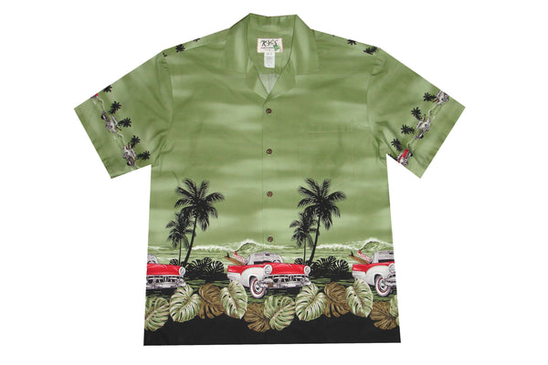 Ky's Men's Hawaiian Shirt