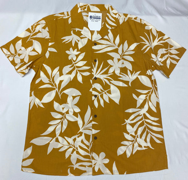 KZ Mens Hawaiian Shirt