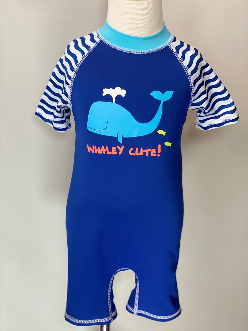 Wippette Infant Boys Onesie Sun Suit