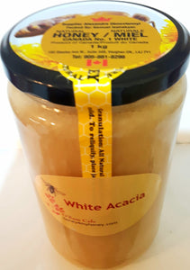 White Acacia Honey