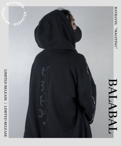 MAGITING | LIMITED EDITION BAYBAYIN HOODIE | ITIM
