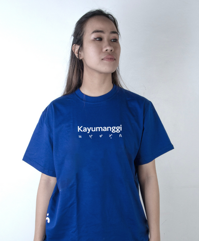 Baybayin Streetwear Loose-fit shirt by Legazy®