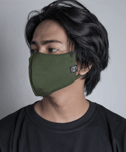 Baybayin Facemask LUNTI by LEGAZY when worn men