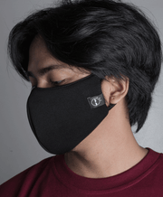Baybayin Facemask ITIM by LEGAZY Label side