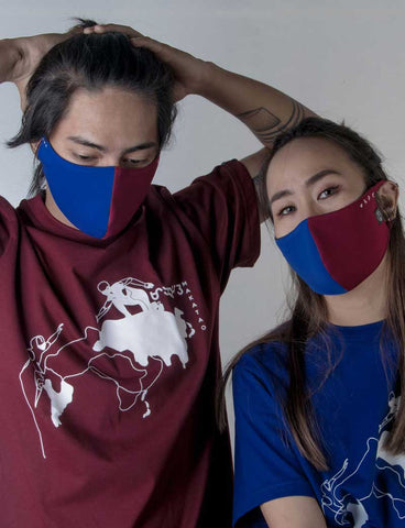 MAGITING | Baybayin Face Mask | Limited Edition