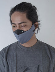 Baybayin Face Mask - Abo by Legazy™ left side
