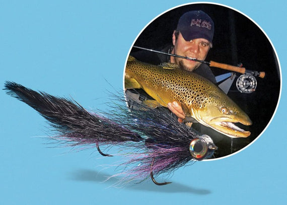 The Dredge Junkie: How to Catch Big Fish on Giant Streamers