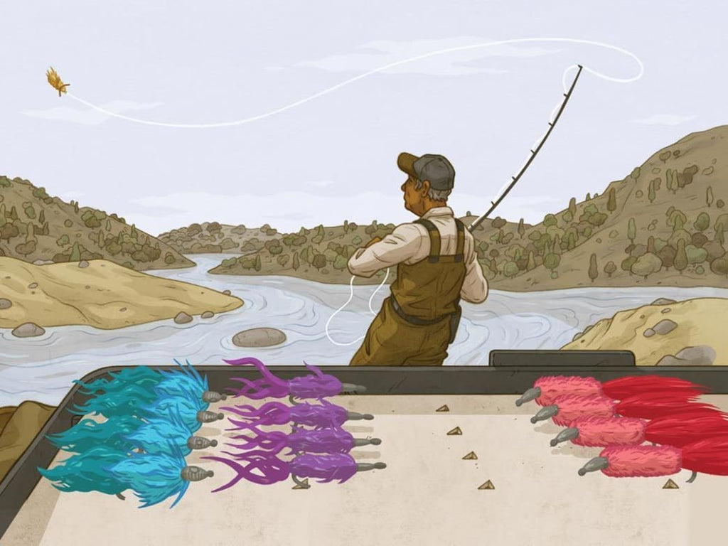 The One: Catching Trout with the Best Fly in the World