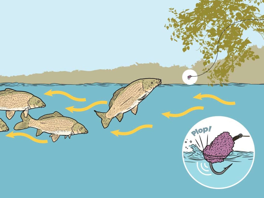 Flyfishing for Carp with Mulberry Flies