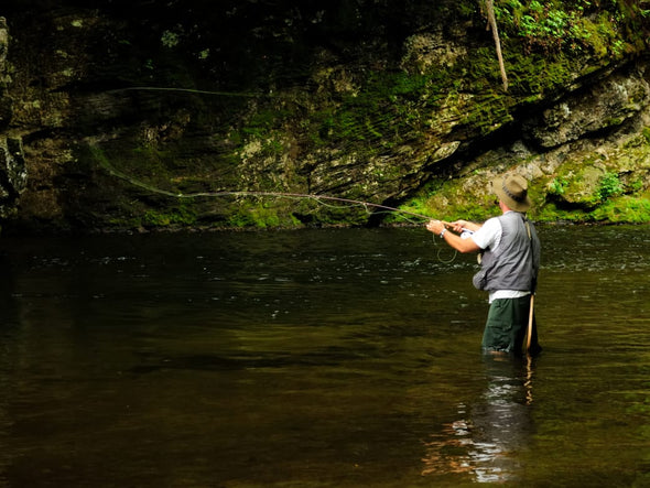 The Unwritten Rules of Fly Fishing Etiquette