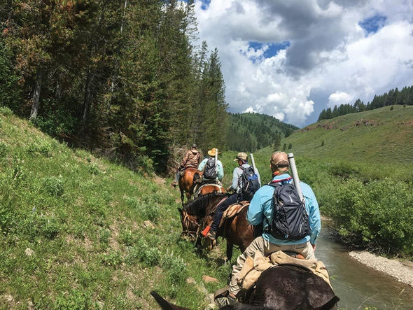 Native Country: Flyfishing for Mountain Cutthroat Trout in Idaho