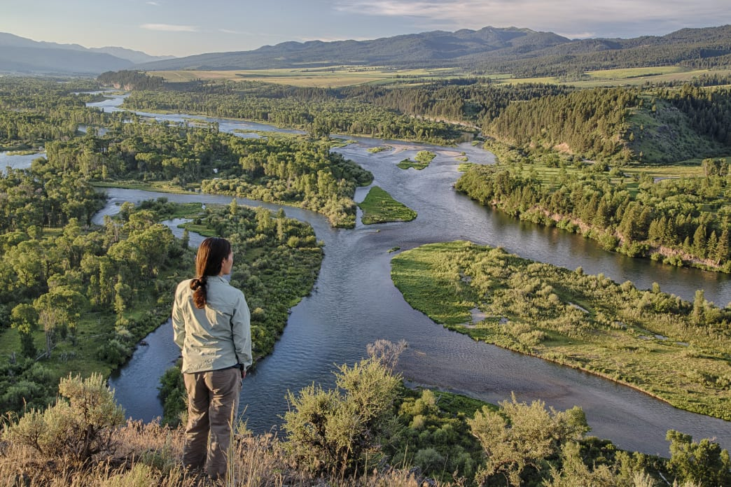 Hunting Down the Trout of a Lifetime on Idaho's Snake River
