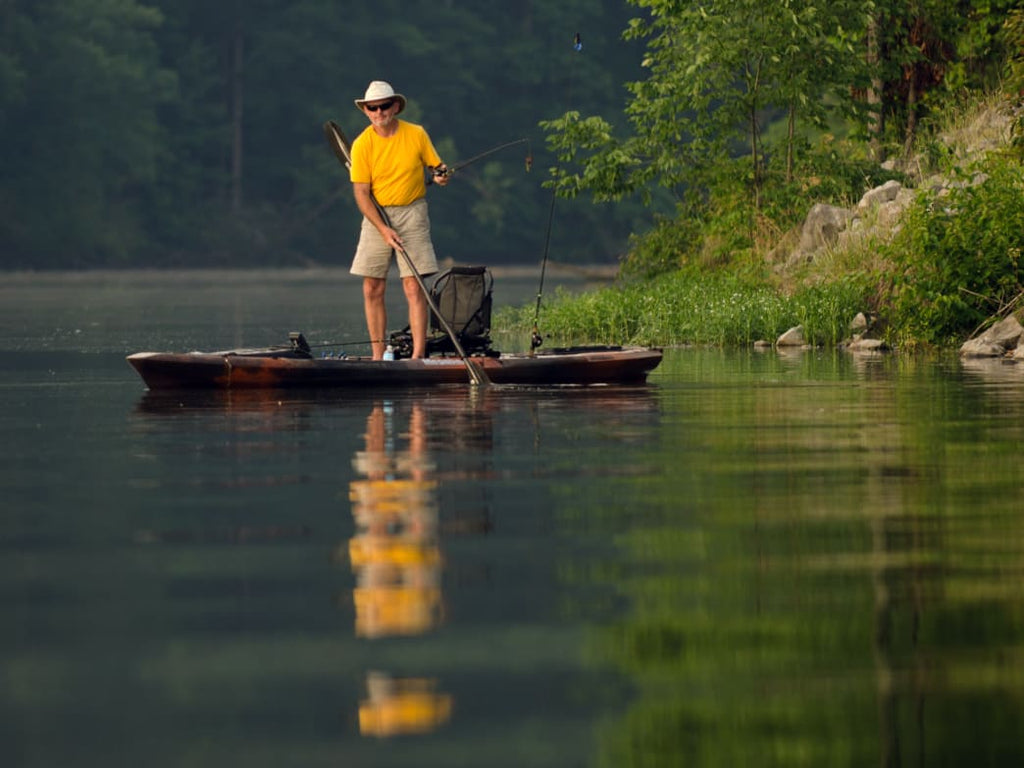 Heroes on the Water: Kayak Fishing Programs Help Heal Wounded Veterans in Alabama