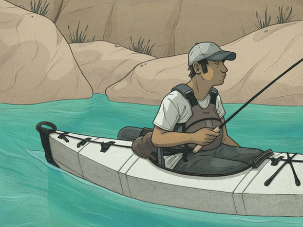 The Best Plan B When Fishing Goes South