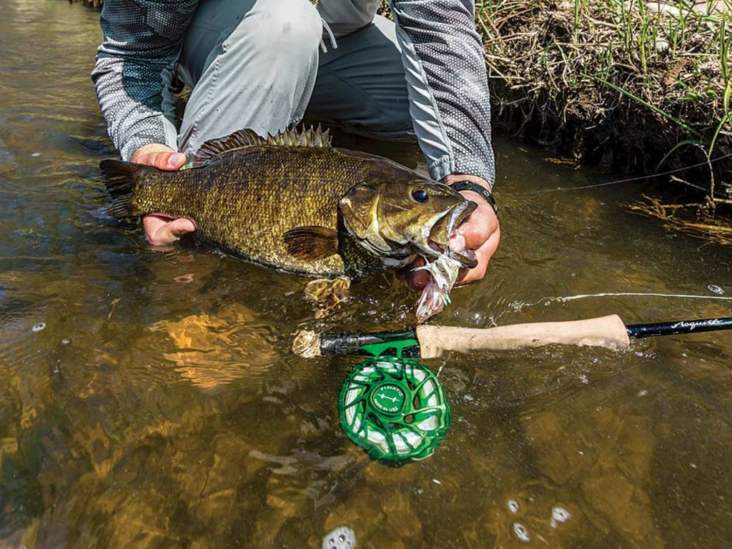 3 Flyfishing Tricks to Catch More Smallmouth Bass
