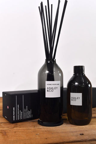 Ashley & Co Waxed Reed  Home Perfume