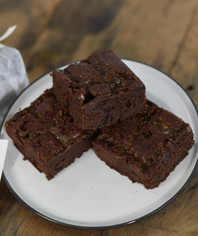 Gluten-Free Brownies - Perfect Snack of Your Healthy Inner Conscious