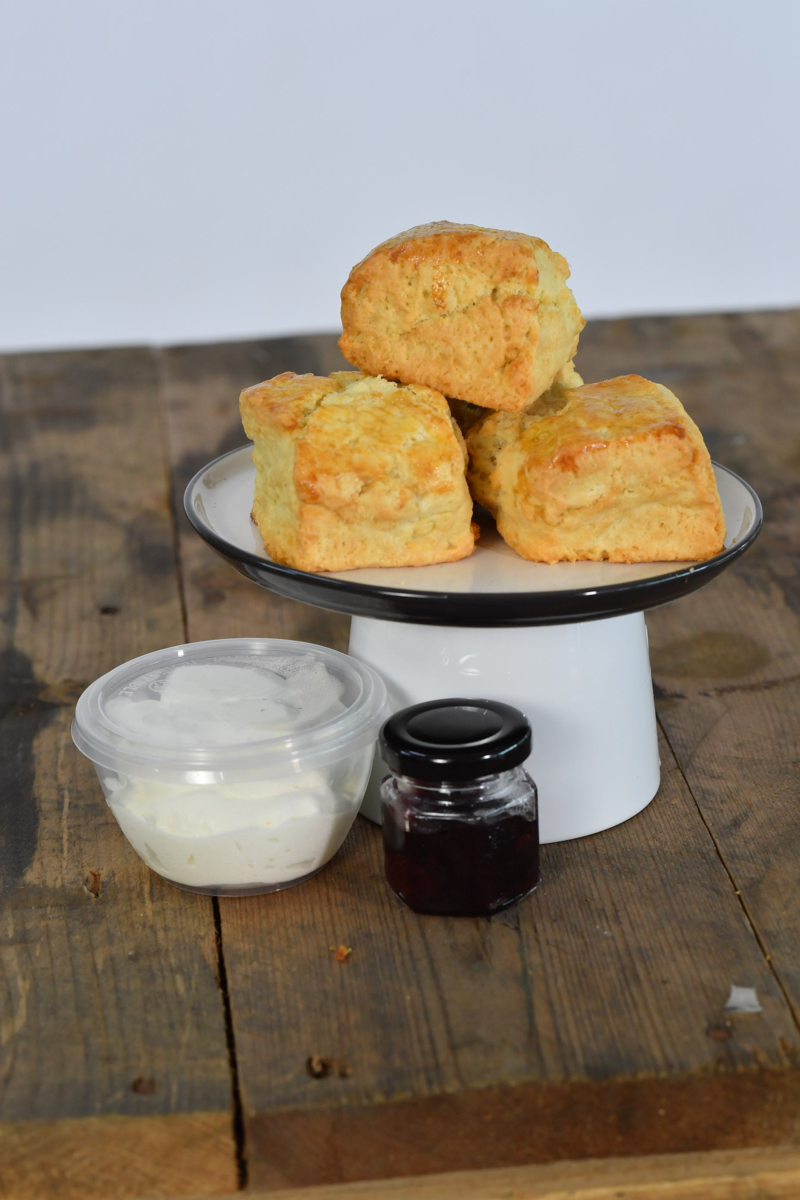 Scones - All Time Snacks