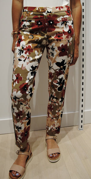 Cambio Floral Pant