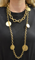 Yochi Coin Necklace