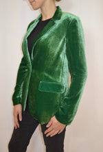 Load image into Gallery viewer, Marc Cain Velvet Blazer