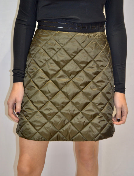 Marc Cain Skirt Quilted Skirt