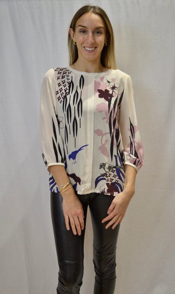 Marc Cain Silk Top