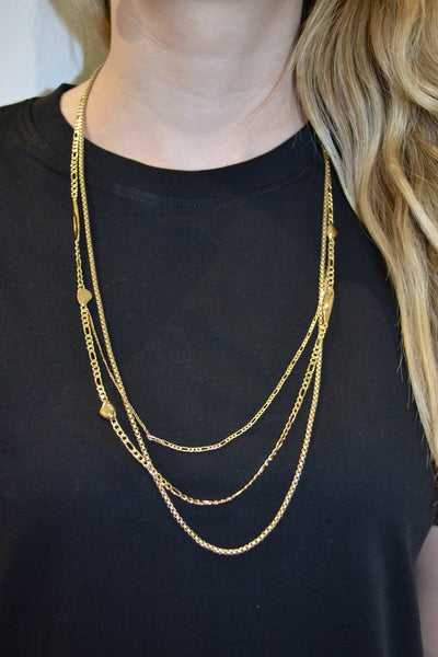 Jenny Bird Gold Chain Necklace