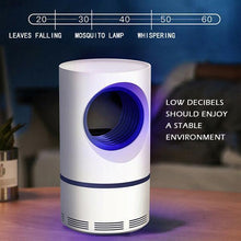 Load image into Gallery viewer, Healthy noise-free and odor-free mosquito killer lamp